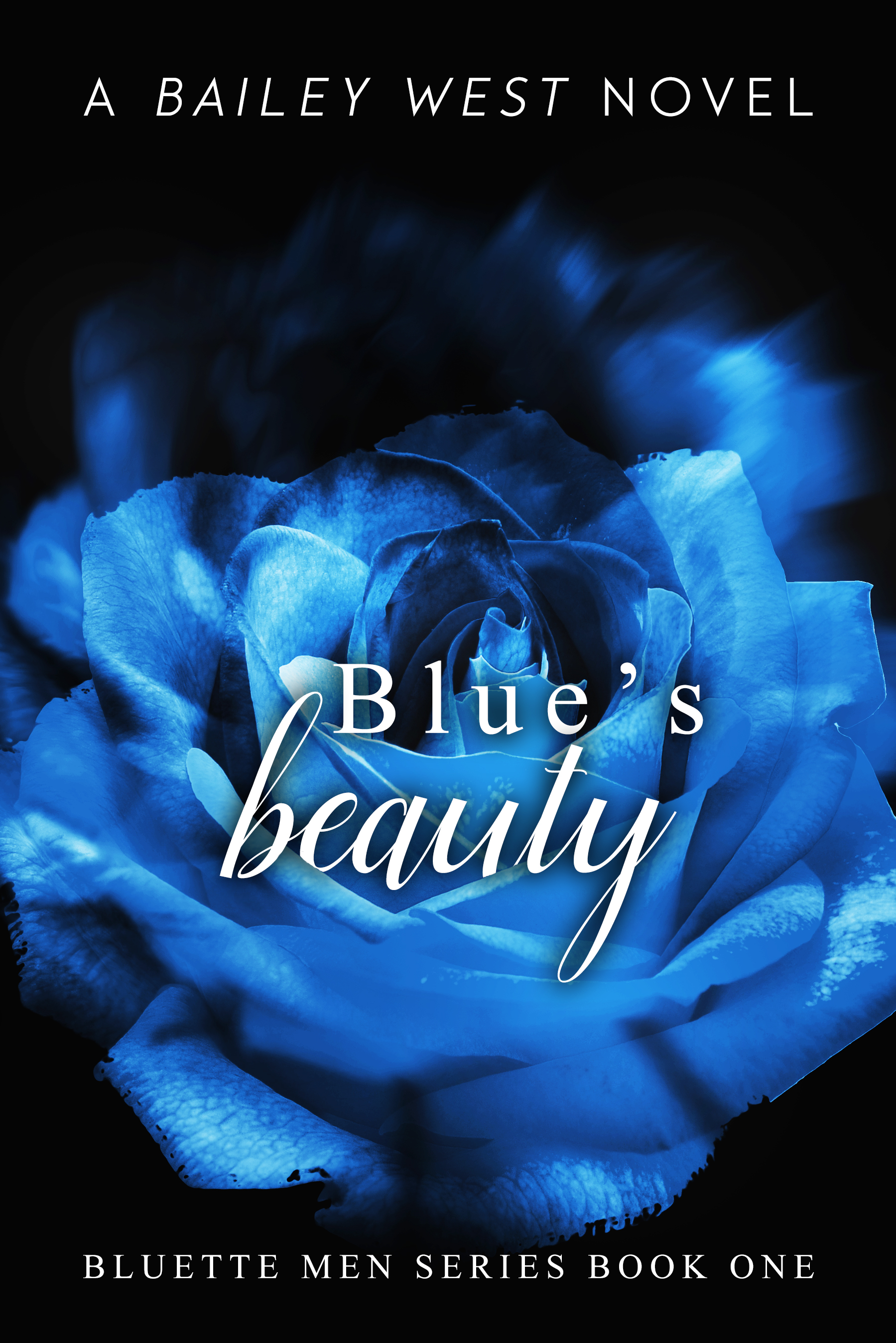 Blue's Beauty by Bailey West