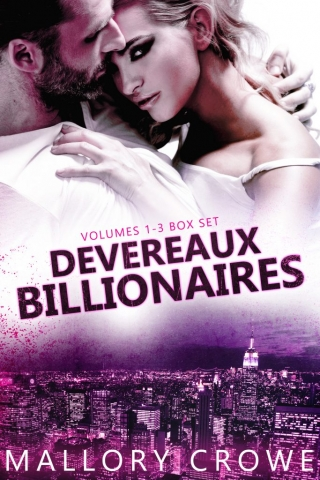 Devereaux Billionaires Box Set by Mallory Crowe