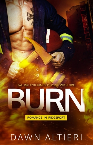 Burn by Dawn Altieri