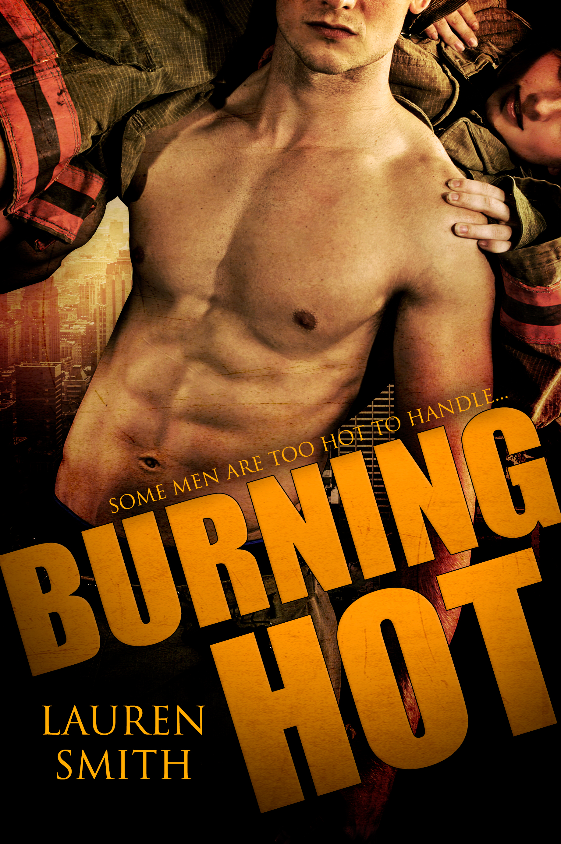 Burning Hot by Lauren Smith