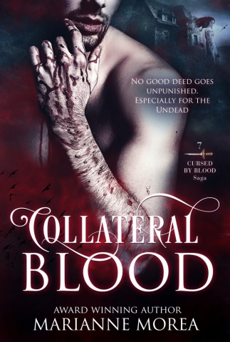 Collateral Blood by Marianne Morea