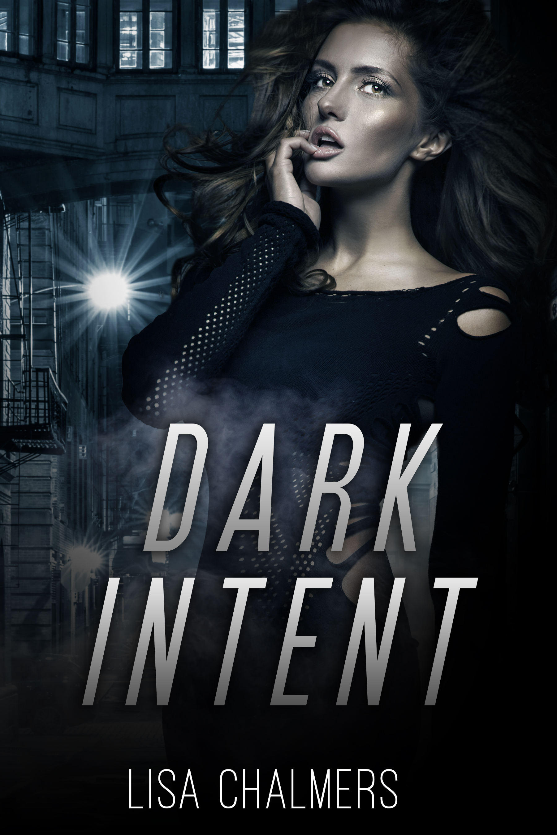 Dark Intent by Lisa Chalmers