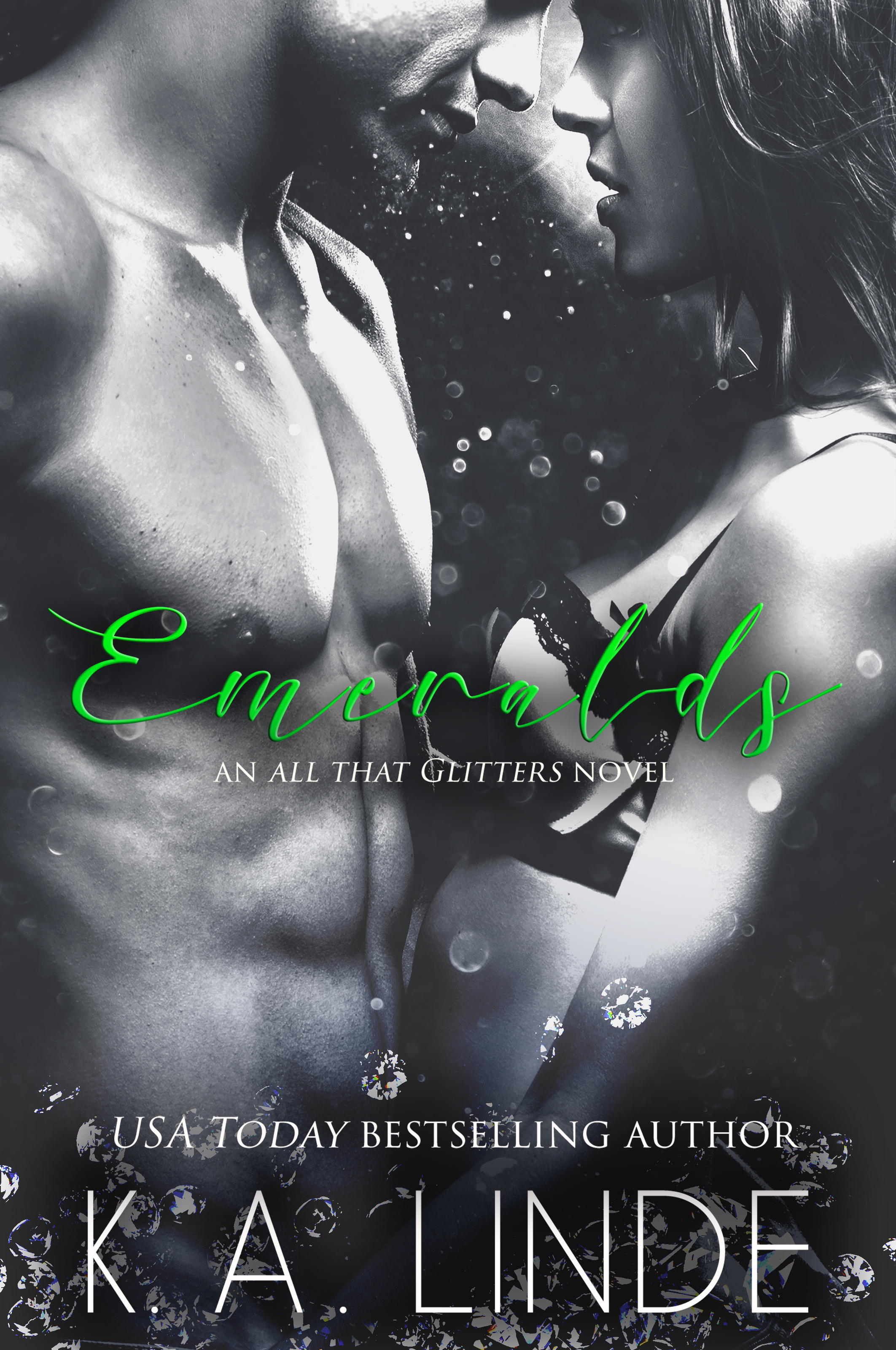Emeralds by KA Linde