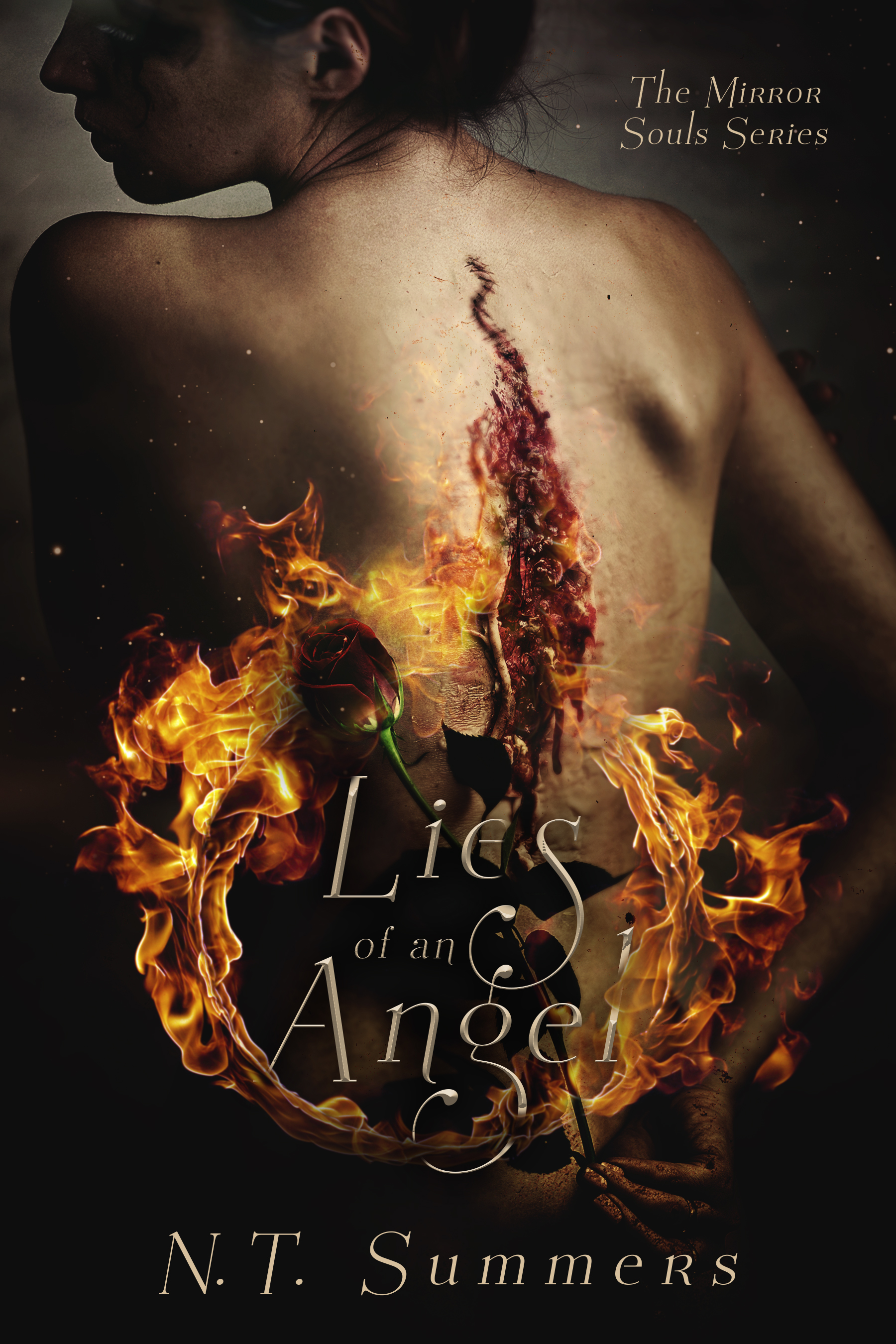 Lies of an Angel by NT Summers