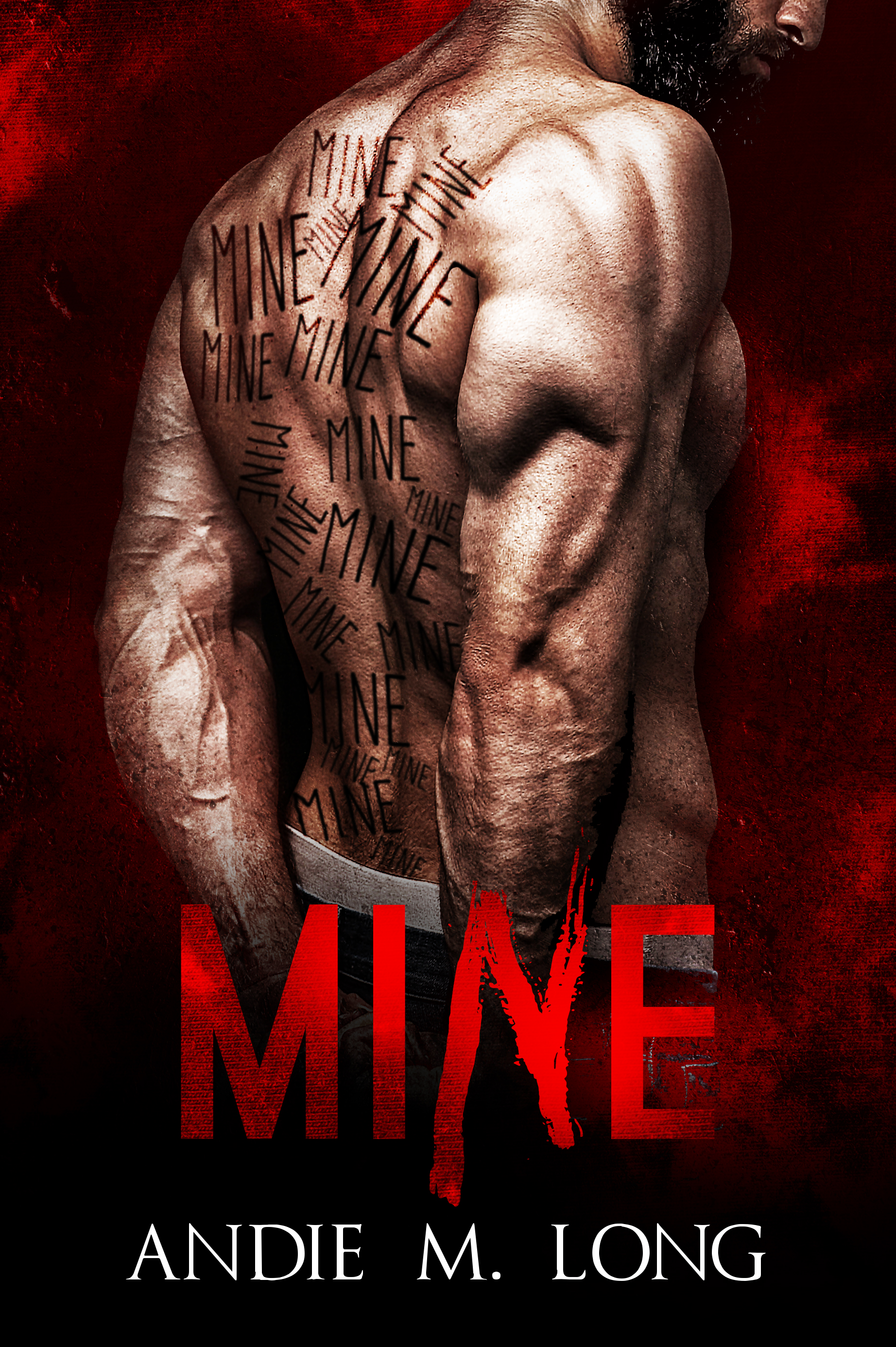 Mine by Andie M Long