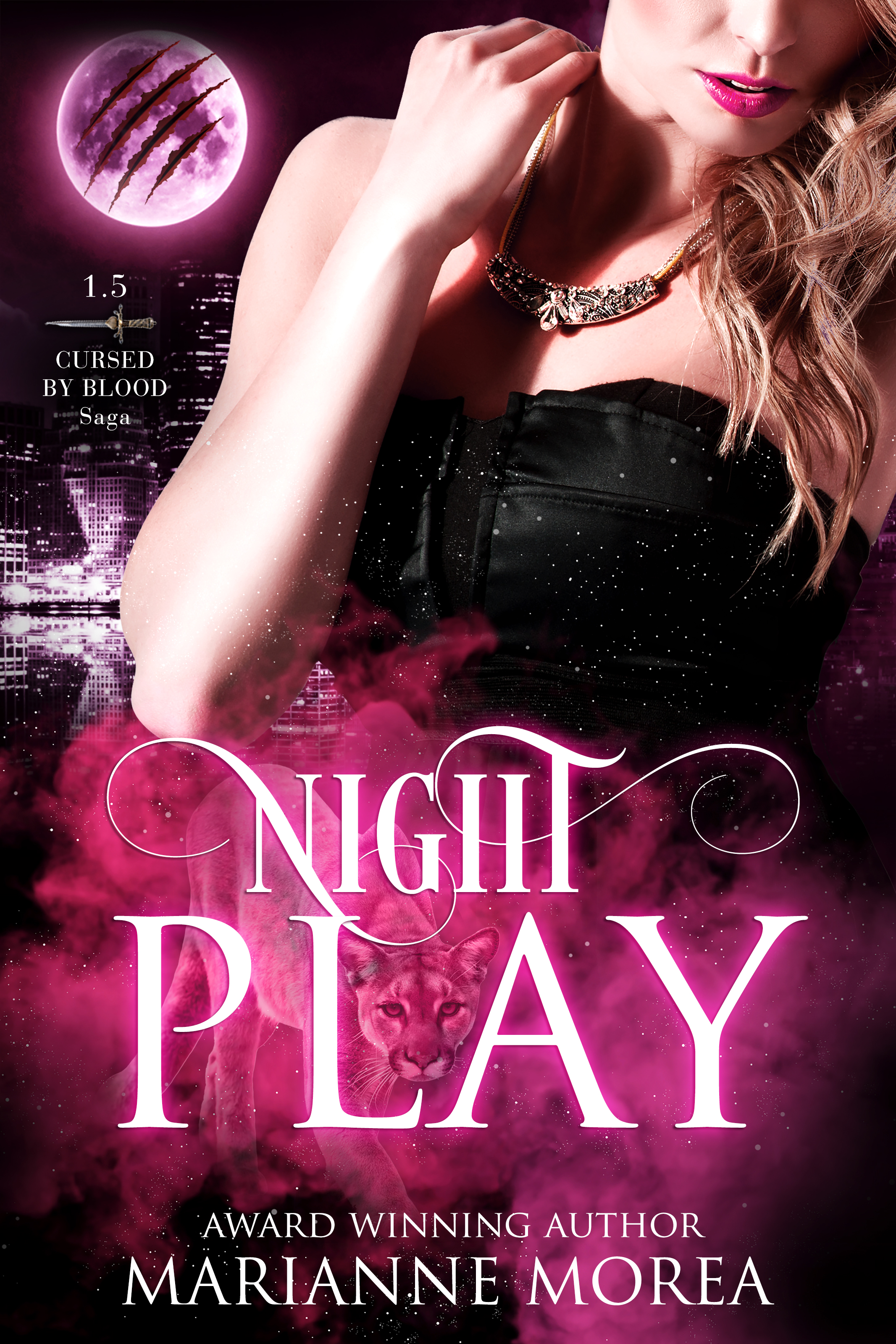 Night Play High by Marianne Morea