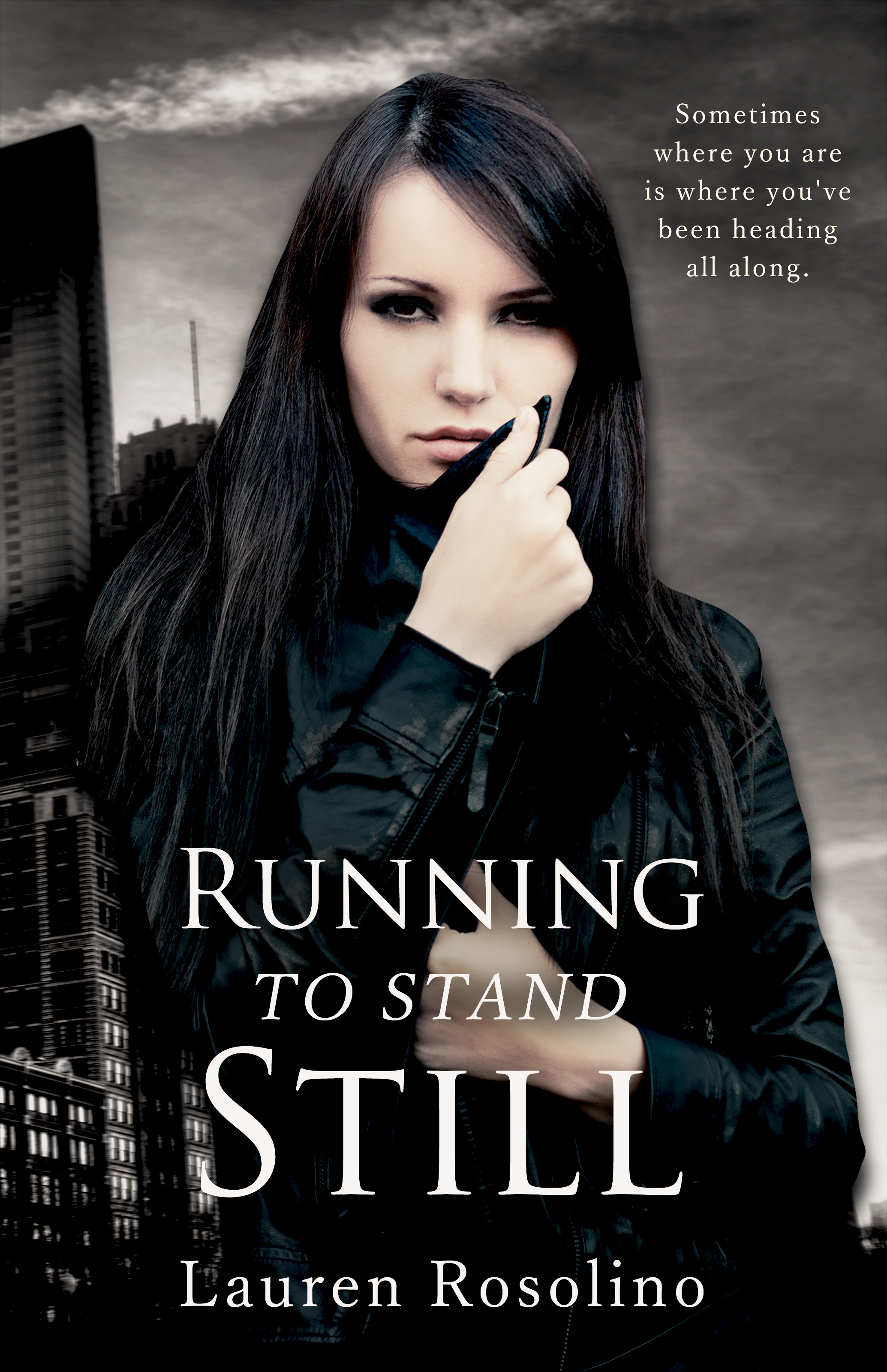 Running to Stand Still by Lauren Rosolino