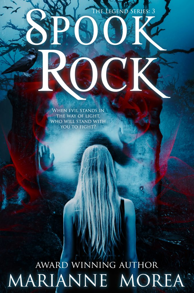 Spook Rock by Marianne Morea