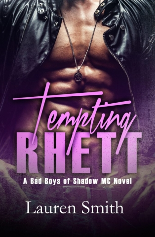 Tempting Rhett by Lauren Smith