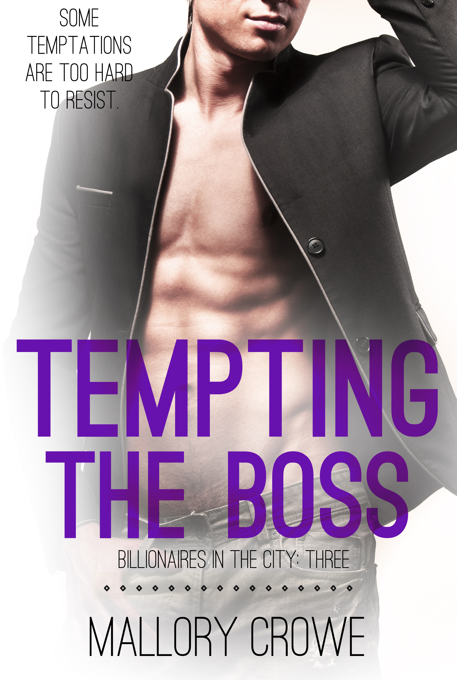 Tempting the Boss by Mallory Crowe