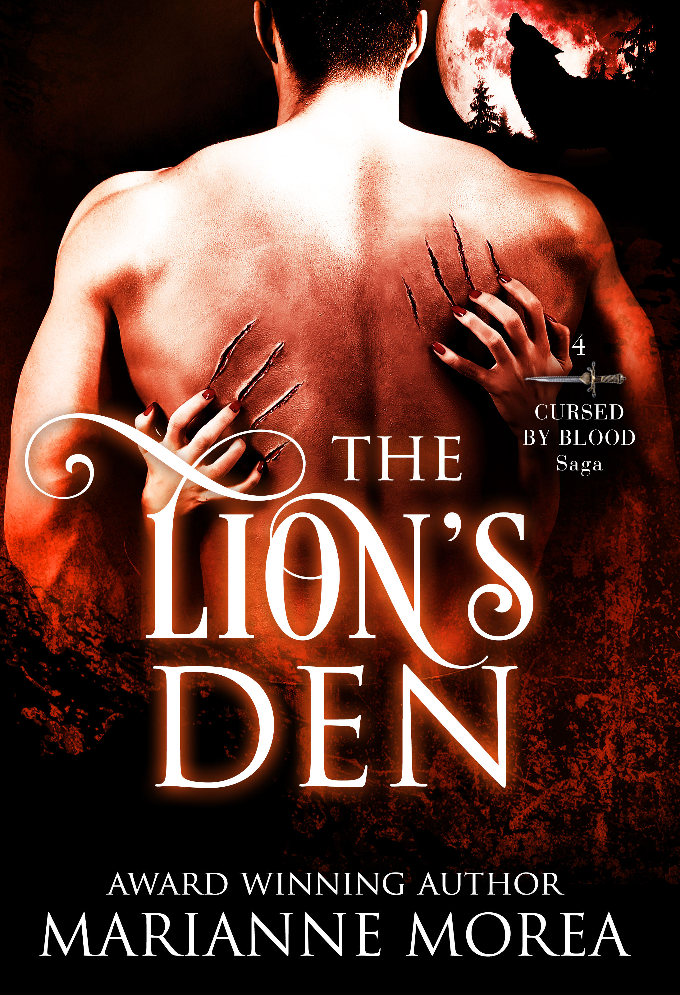 The Lion's Den by Marianne Morea