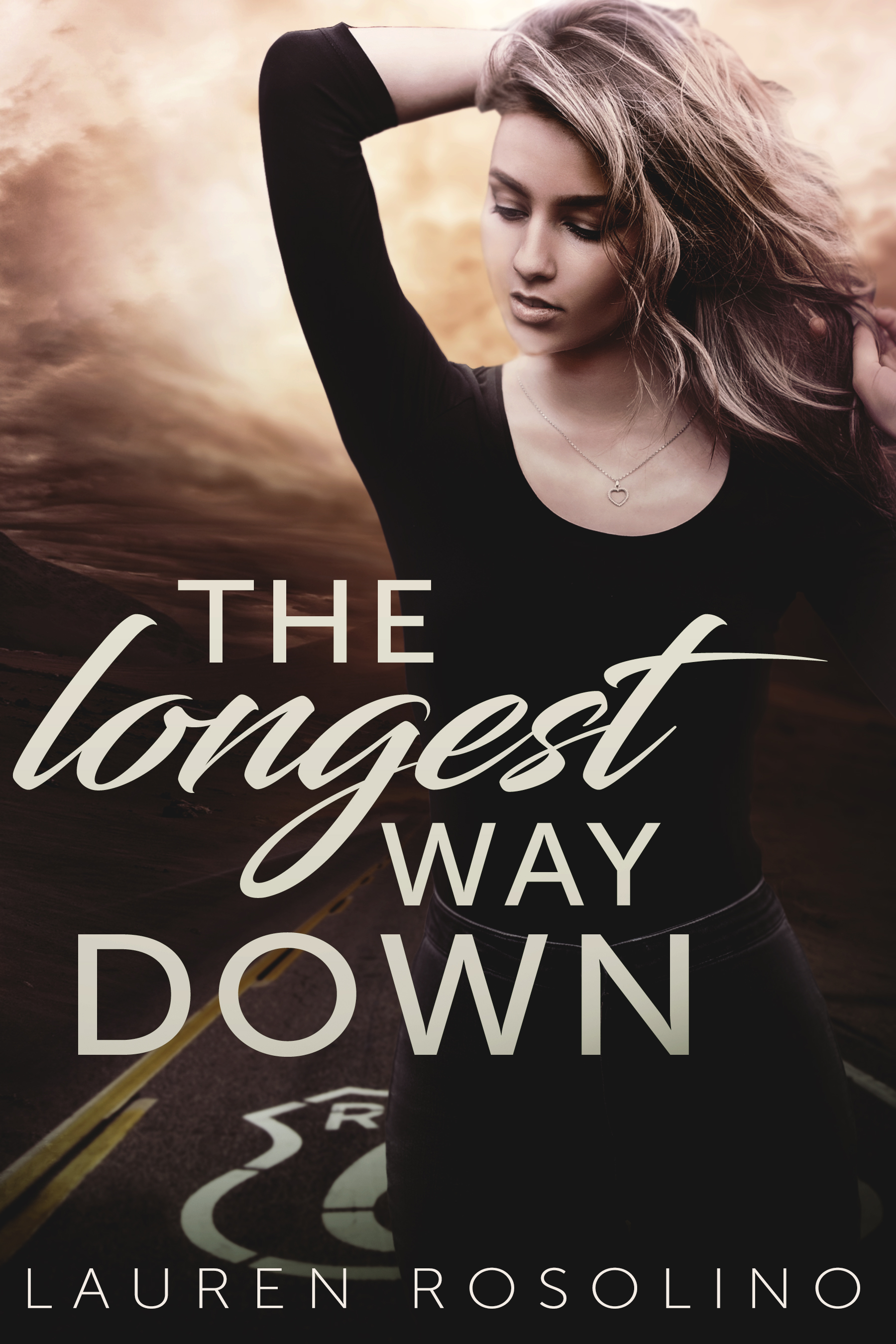 The Longest Way Down by Lauren Rosolino