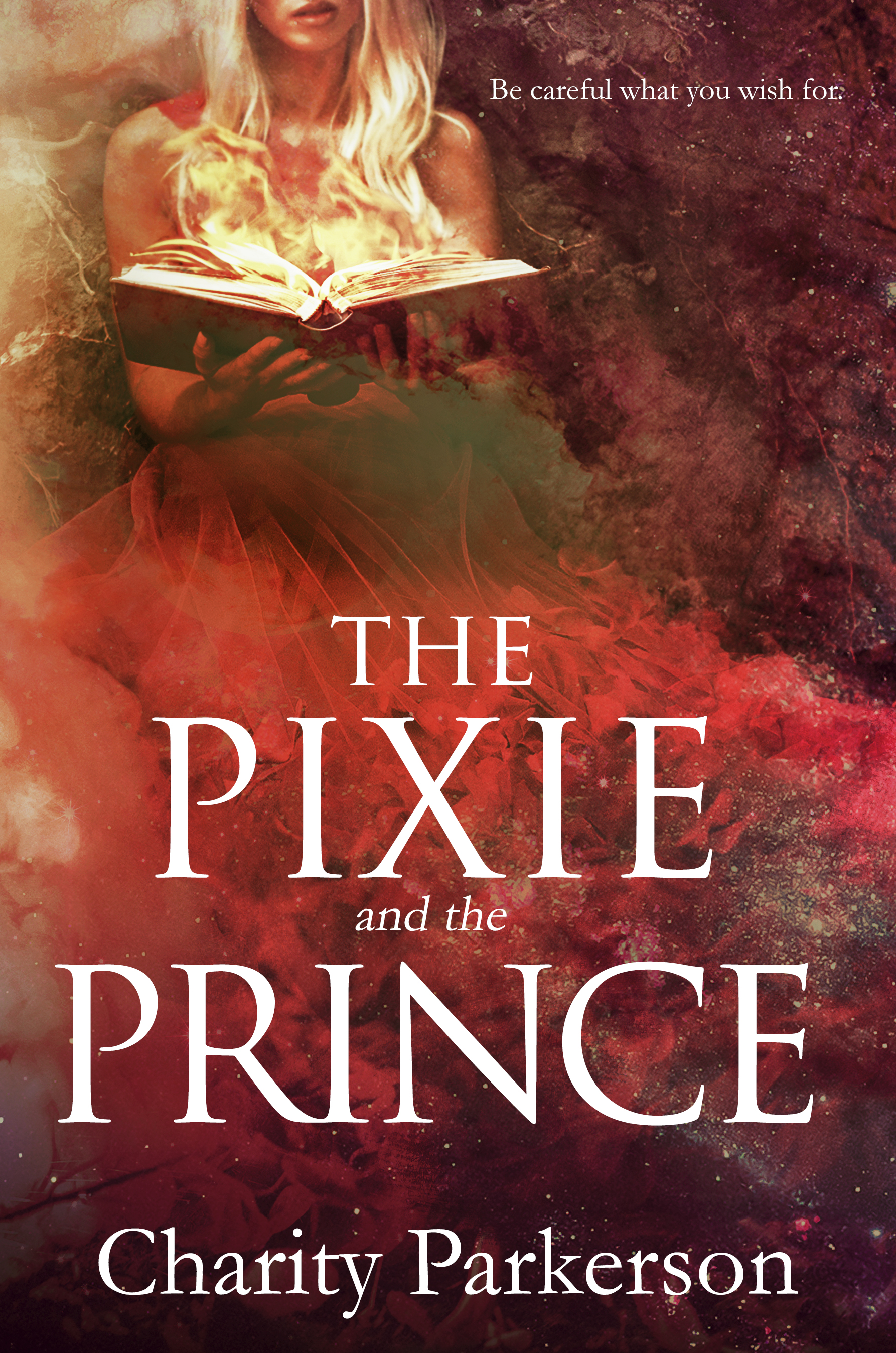 The Pixie and the Prince by Charity Parkerson
