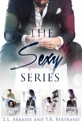 The Sexy Series Boxset