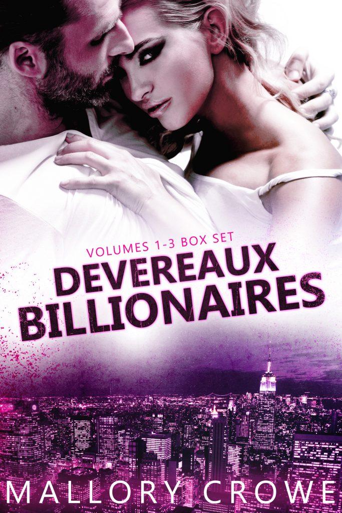 Devereaux Billionaires Box Set by Mallory Crowe