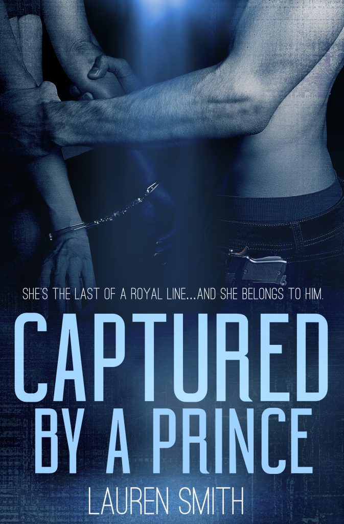 Captured By The Prince by Lauren Smith