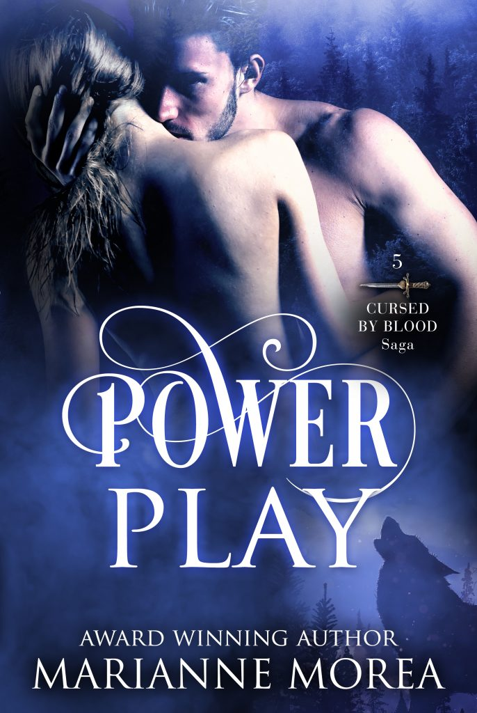 Power Play by Marianne Morea