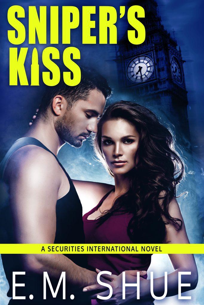 Sniper's Kiss by EM Shue