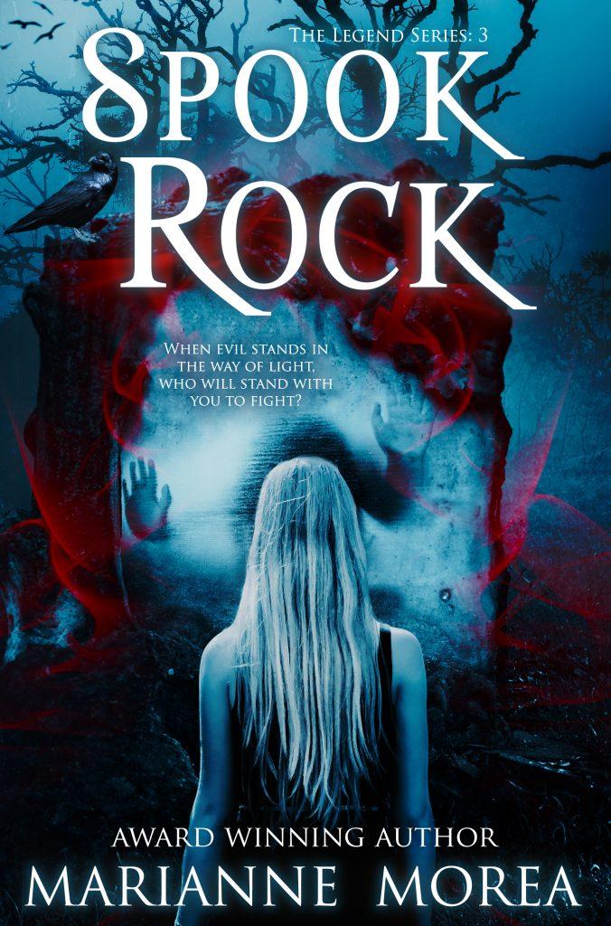 Spook Rock by Marianne Morea