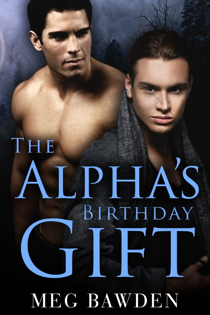 The Alpha's Birthday Gift by Meg Bawden