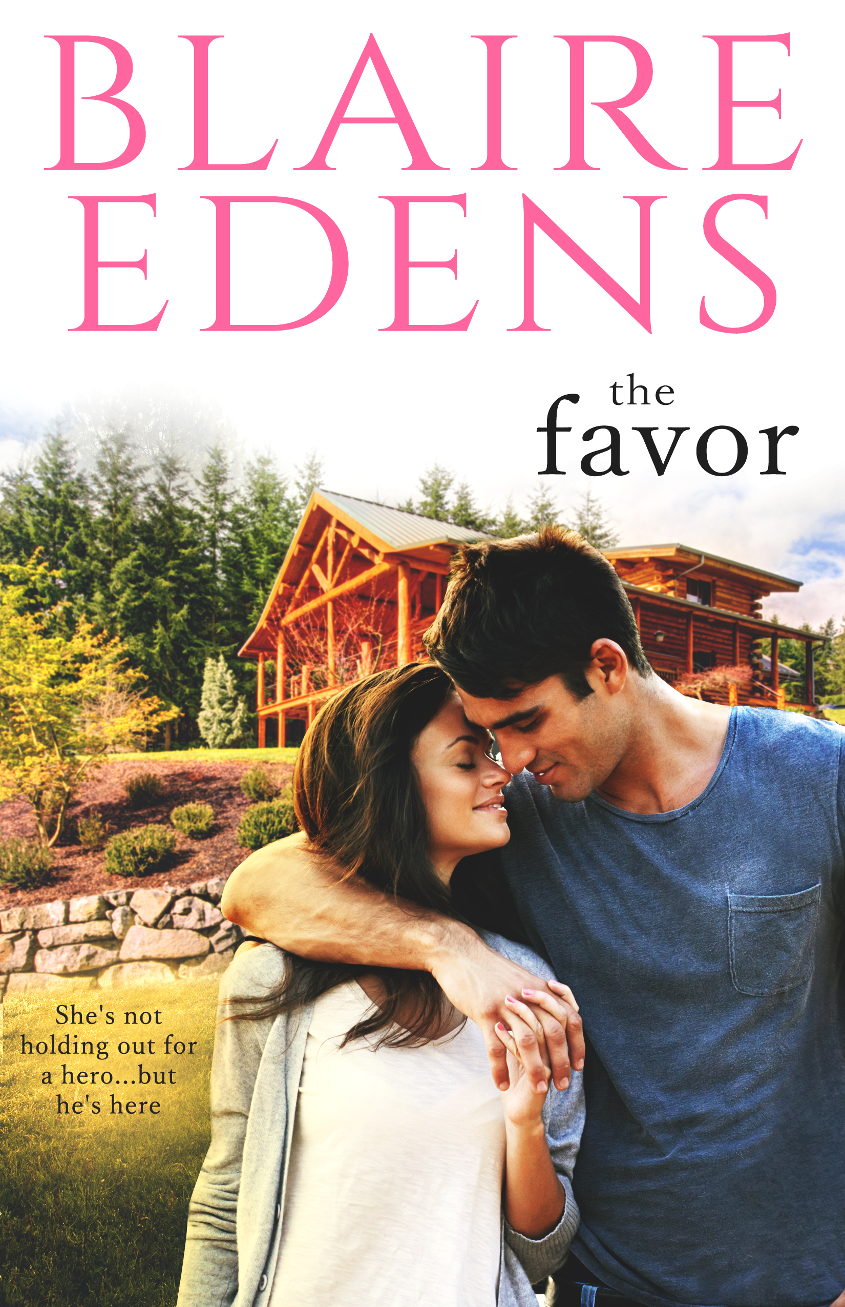 The Favor by Blaire Edens