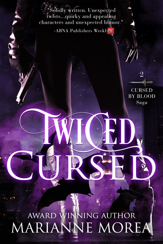 Twiced Cursed by Marianne Morea